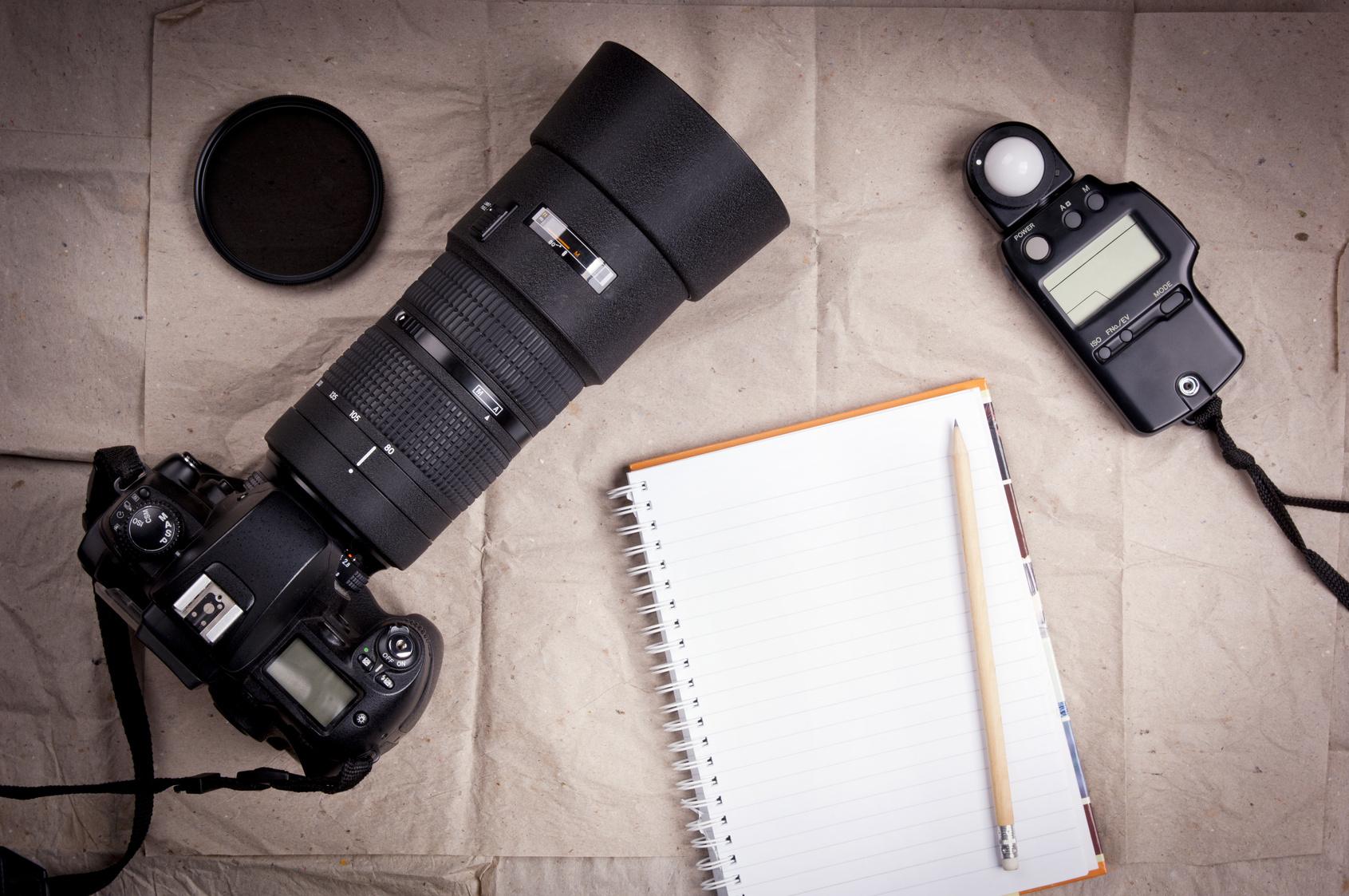 Photograpahy Camera Background