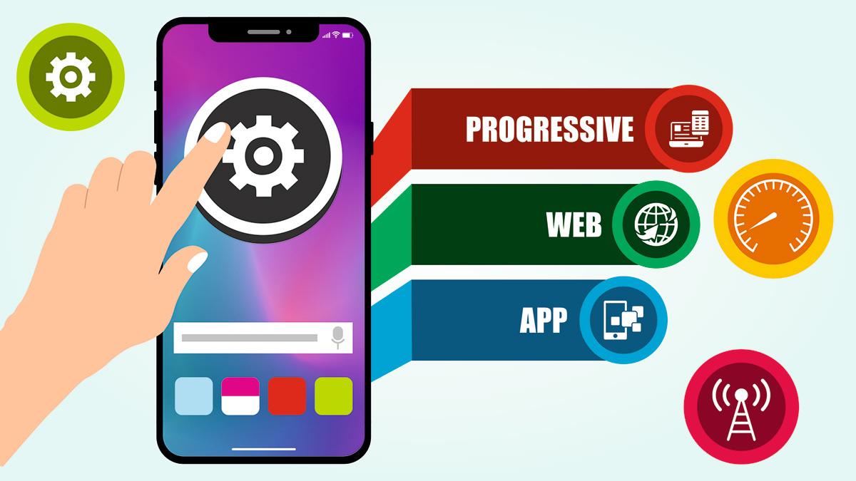 Progressive-Web-Applications